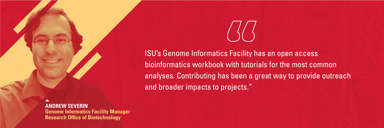 See how some faculty at ISU are sharing their work openly!
